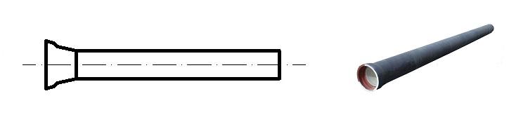 Чугунные трубы ГОСТ ISO 2531-2012