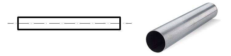 труба электросварная ГОСТ 10704-91