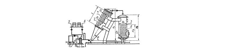 Компактные установки реагентной и безреагентной очистки ГОСТ 25297-82