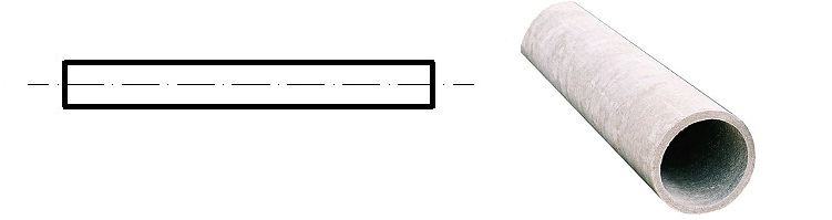Труба хризотилцементная ГОСТ 31416-2009