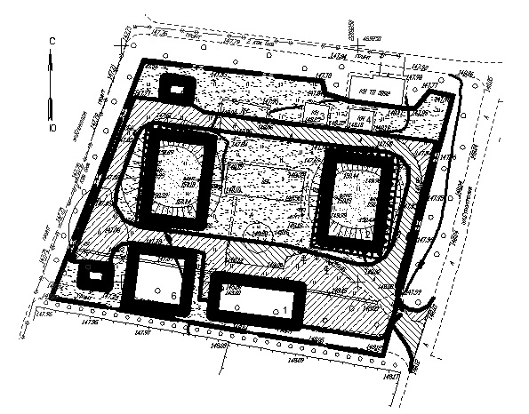 Разработка генерального плана в Макарове