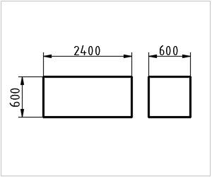 обозначение блока на чертеже