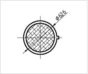 обозначение люка на чертеже